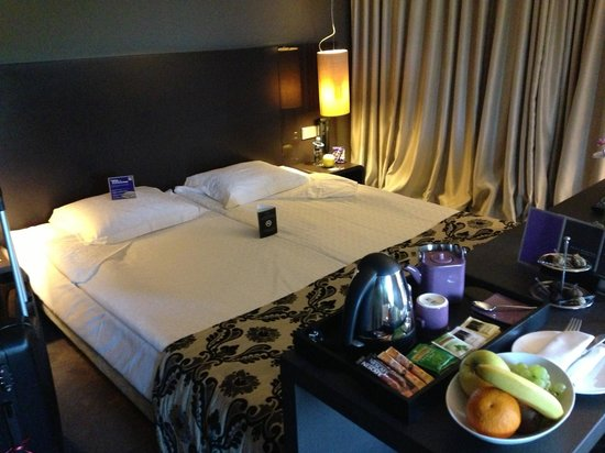 mOdus Hotel: Well presented room
