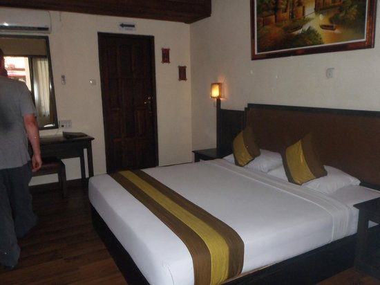 Hotel The Flora Kuta Bali: Deluxe Ground Floor Room