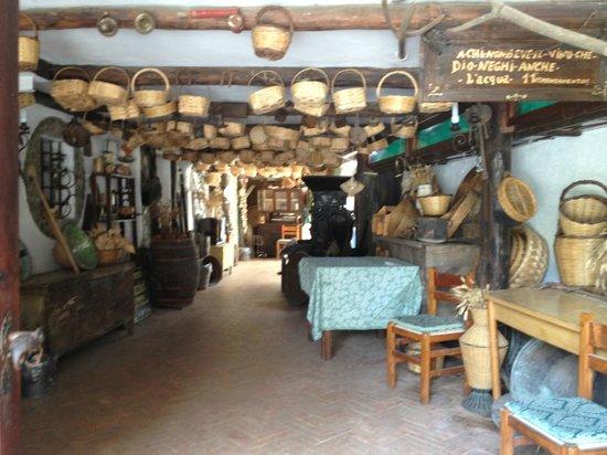 Nocera Terinese, Italia: artigianato d'accoglienza