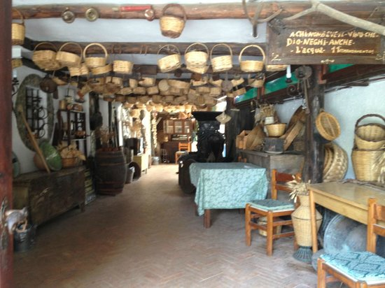 Nocera Terinese, Italien: artigianato d'accoglienza