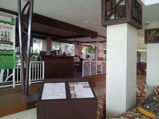 Atanaya Hotel: Canteen