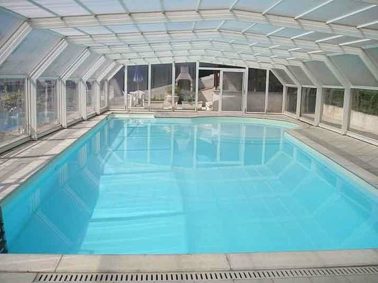 Hotel Astoria: Piscina