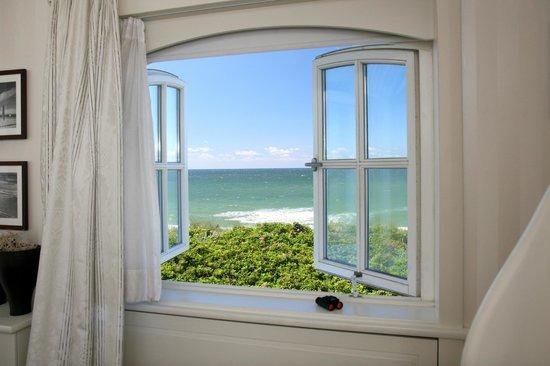 Dorint Söl'ring-Hof: Weiter Blick auf das Meer.