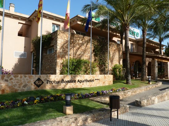 Protur Bonaire Aparthotel: Protur Bonaire