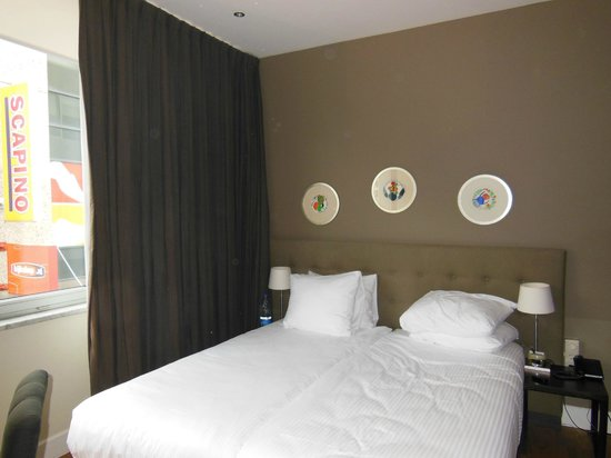 Boutique Hotel Lumiere: Our room