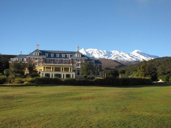 Chateau Tongariro Hotel: The Chateau