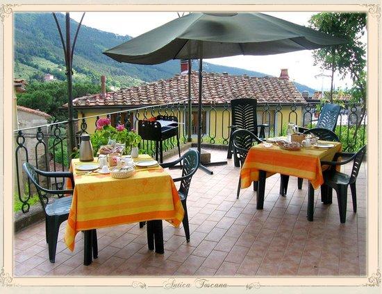 B&B Antica Toscana: Colazioni