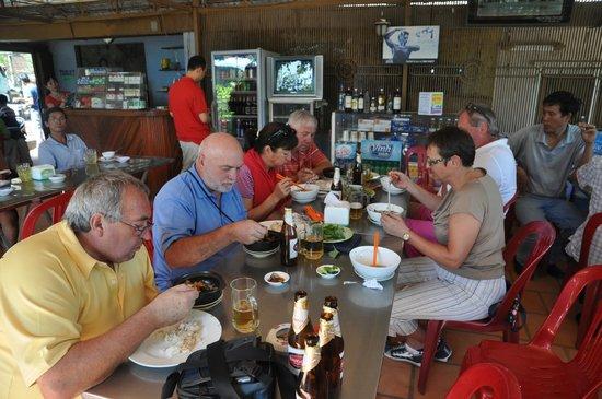 Ba Sau : Best meals of Mui Ne