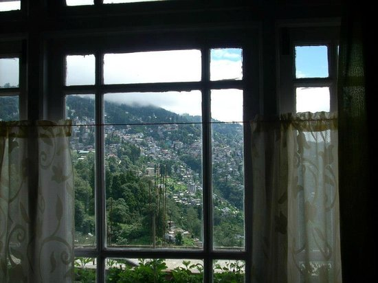 Nestle Homestay : View from Room