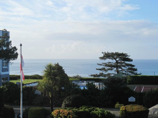 Cliff Head Hotel: View from bedroom