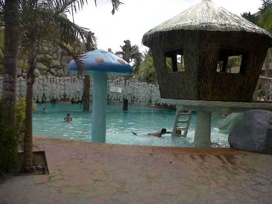 Tanza's Oasis Hotel and Resort: pool area
