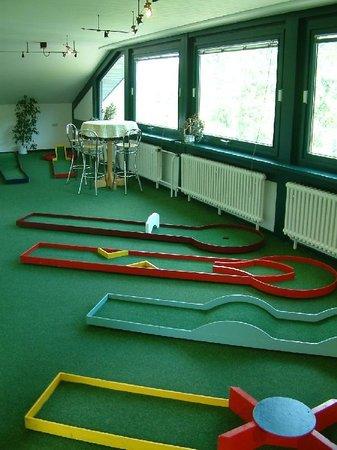 Indoor Minigolf Hessen