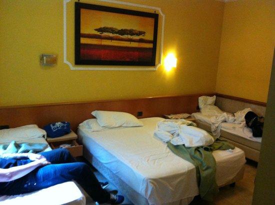 Marco Polo: 3 Bett Zimmer