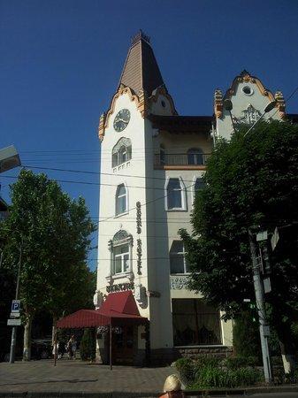 Grand Hotel Ukraine : Отель Украина