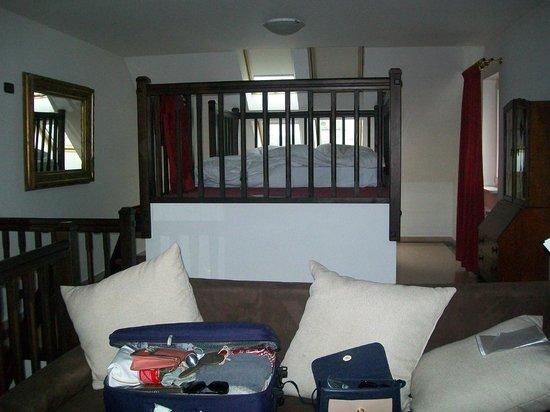 Hotel Leon D'Oro: Bed