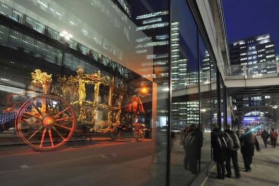 Photo of History Museum Museum of London at 150 London Wall, London EC2Y 5HN, United Kingdom