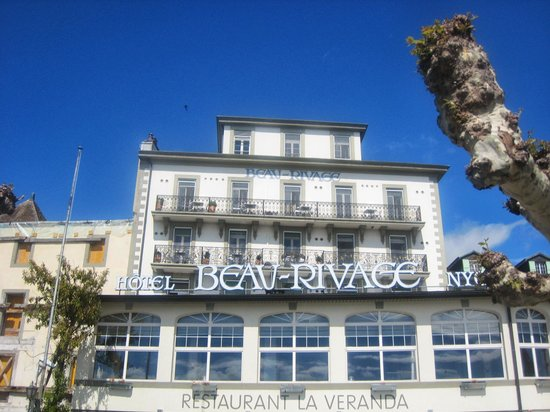 Hotel Beau-Rivage: Hotel