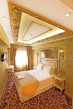 Hotel Buyuk Hamit: single room