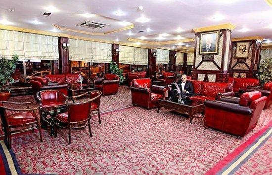 Hotel Buyuk Hamit: restorant
