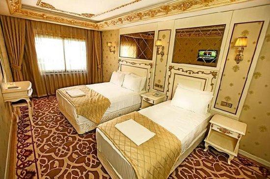 Hotel Buyuk Hamit : double room