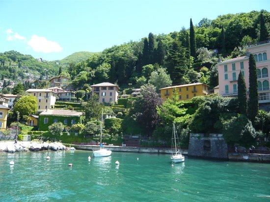 View Of Lake Como Picture Of Grand Hotel Britannia Excelsior Cadenabbia Di Griante Tripadvisor