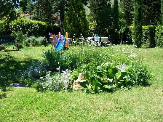 Casa Grimaldi: Garden