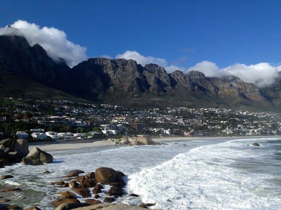 Cape View Clifton: Our view