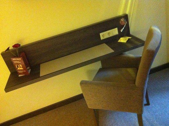 Hotel Herzog: Arbeitsmöglichkeit
