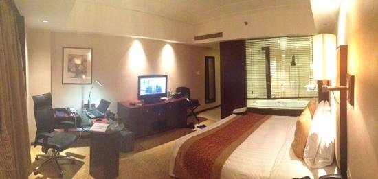 Radisson Blu Hotel Shanghai Hong Quan: Room.