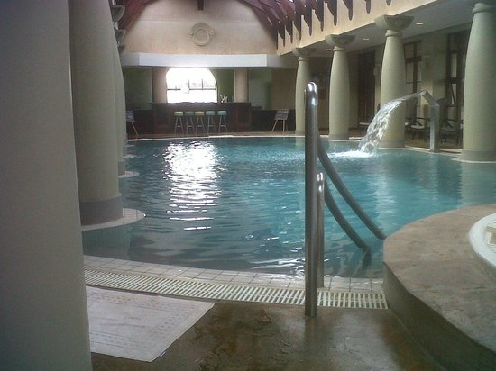 Sante Hotel & Spa: Indoor pool