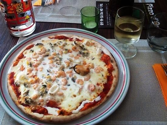 PIzza D'or : adriatique