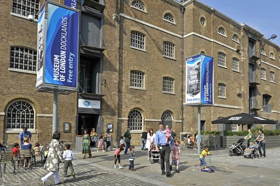 ‪Museum of London Docklands‬