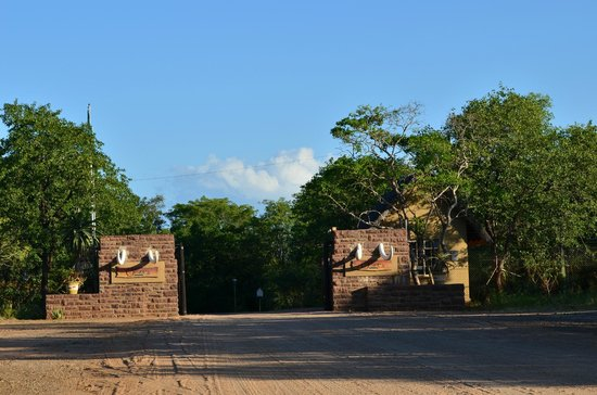 Olifants Rest Camp: Eingang