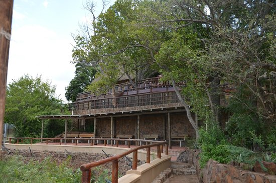 Olifants Rest Camp: Stzgelegenheit
