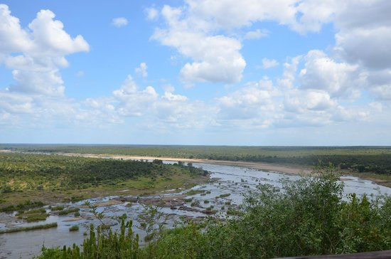 Olifants Rest Camp: Aussicht