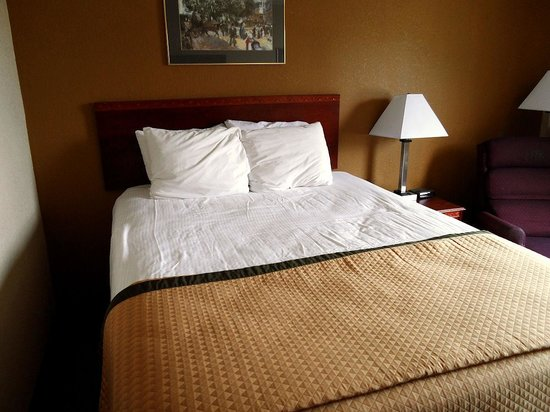 Days Inn Norton VA: Queen bed room