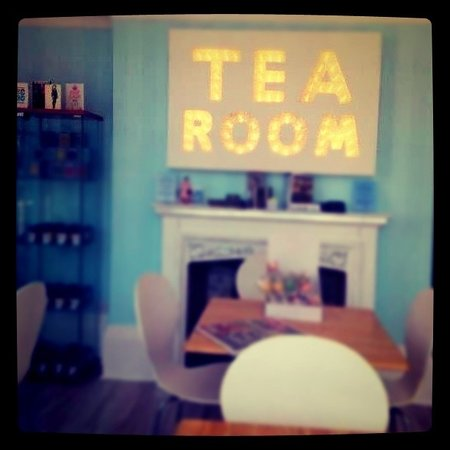 Keep House Tea Room: Tea room