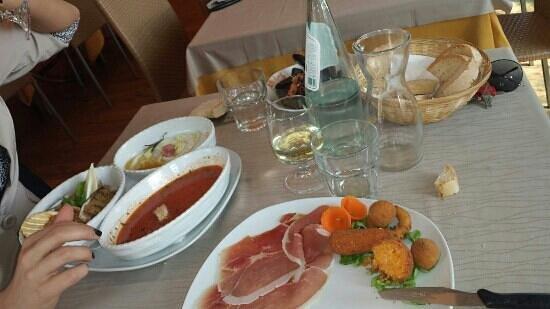 Villa Verde: un pranzo davvero ottimo