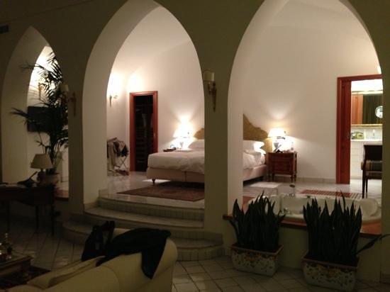 Palazzo Avino: the belvedere suite