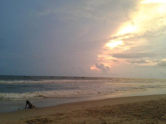 Sultan Battery: tanir bavi beach