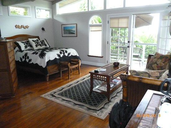 Orchid Tree Bed and Breakfast: Sleeping Quarters