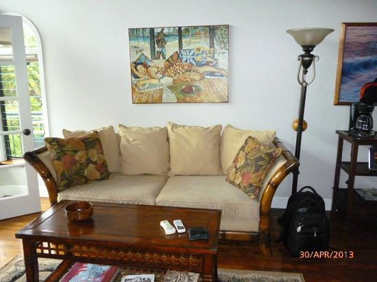 Orchid Tree Bed and Breakfast: Relax here