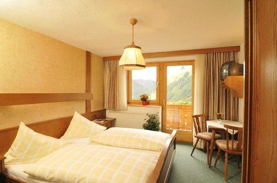 Bergblick Gasthof: Zimmer mit Panoramablick