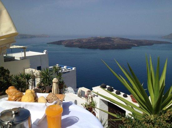 Hotel Kavalari: Breakfast