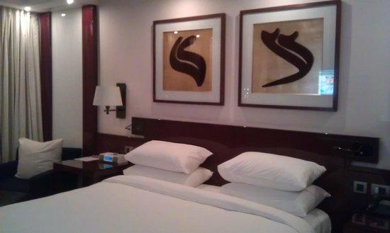 Hyatt Regency Casablanca: bedroom No 600