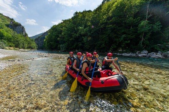 Neretva Rafting - Raft Kor