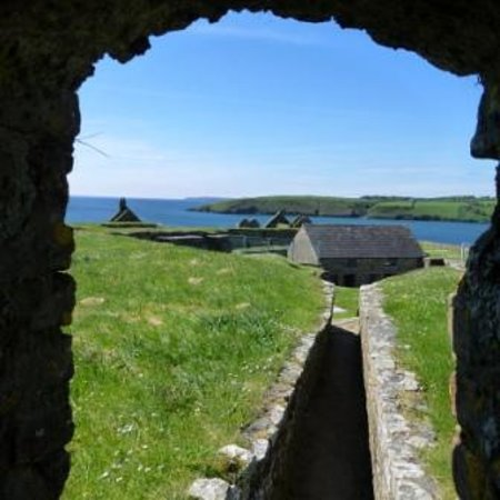 Kilcaw House : Charles Fort