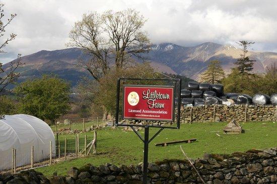 Littletown Farm: Gives an idea of the location.