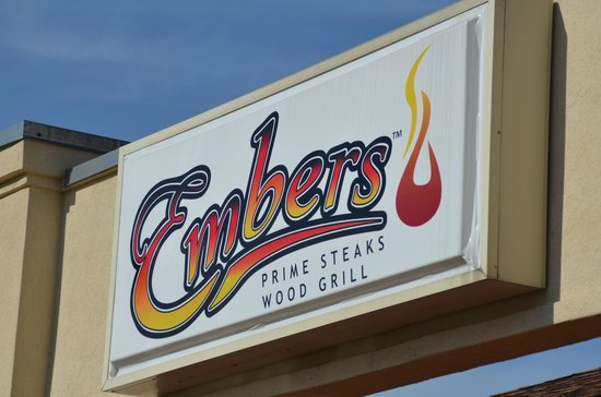 Embers Wood Grill: Welcome to Embers