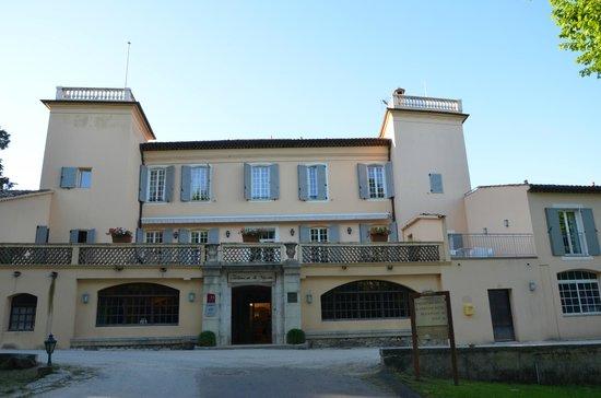 el Hotel Chateau de la Begude